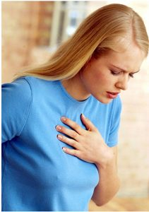 sintomi fisici attacco di panico
